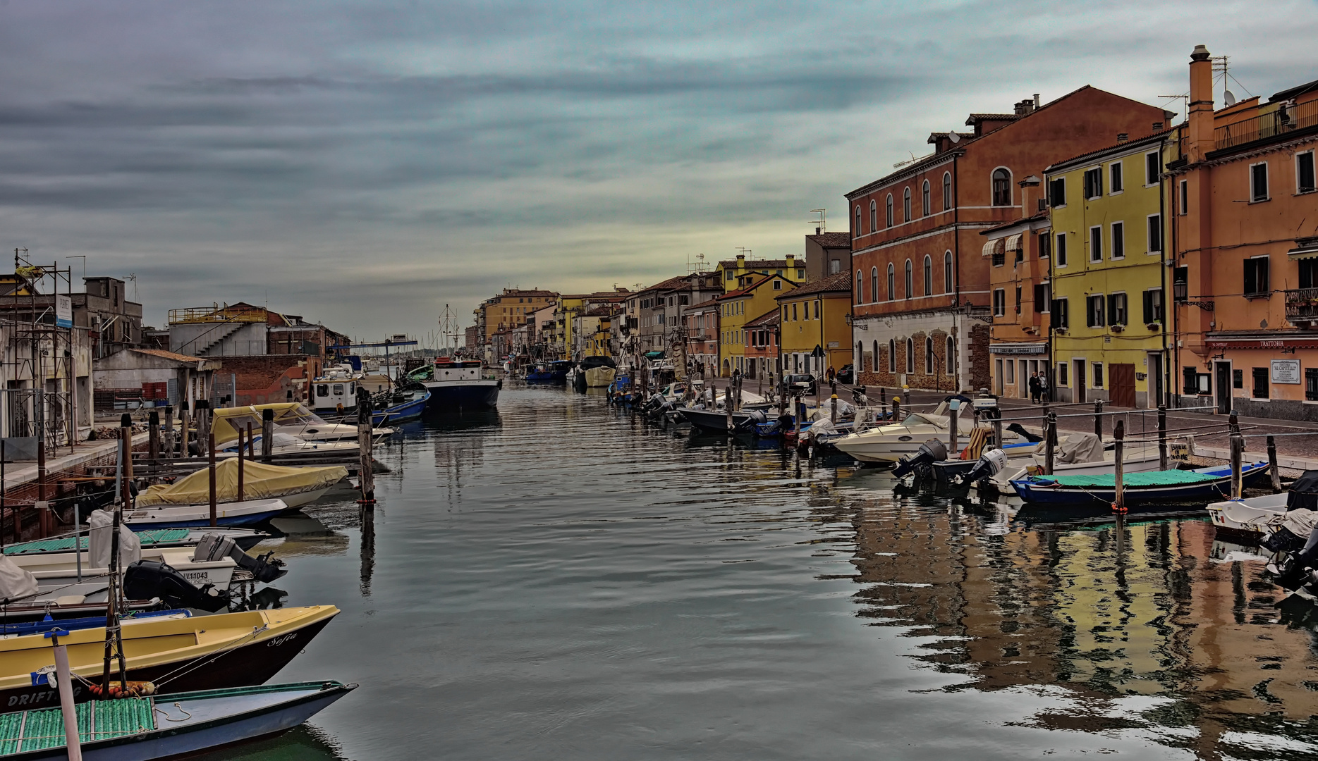 Chioggia, Venedigs kleine Schwester