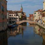Chioggia..eine Stadt wie ein Gemälde