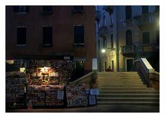 Chiosco in Venezia