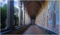 Chiostro di Santa Chiara Napoli