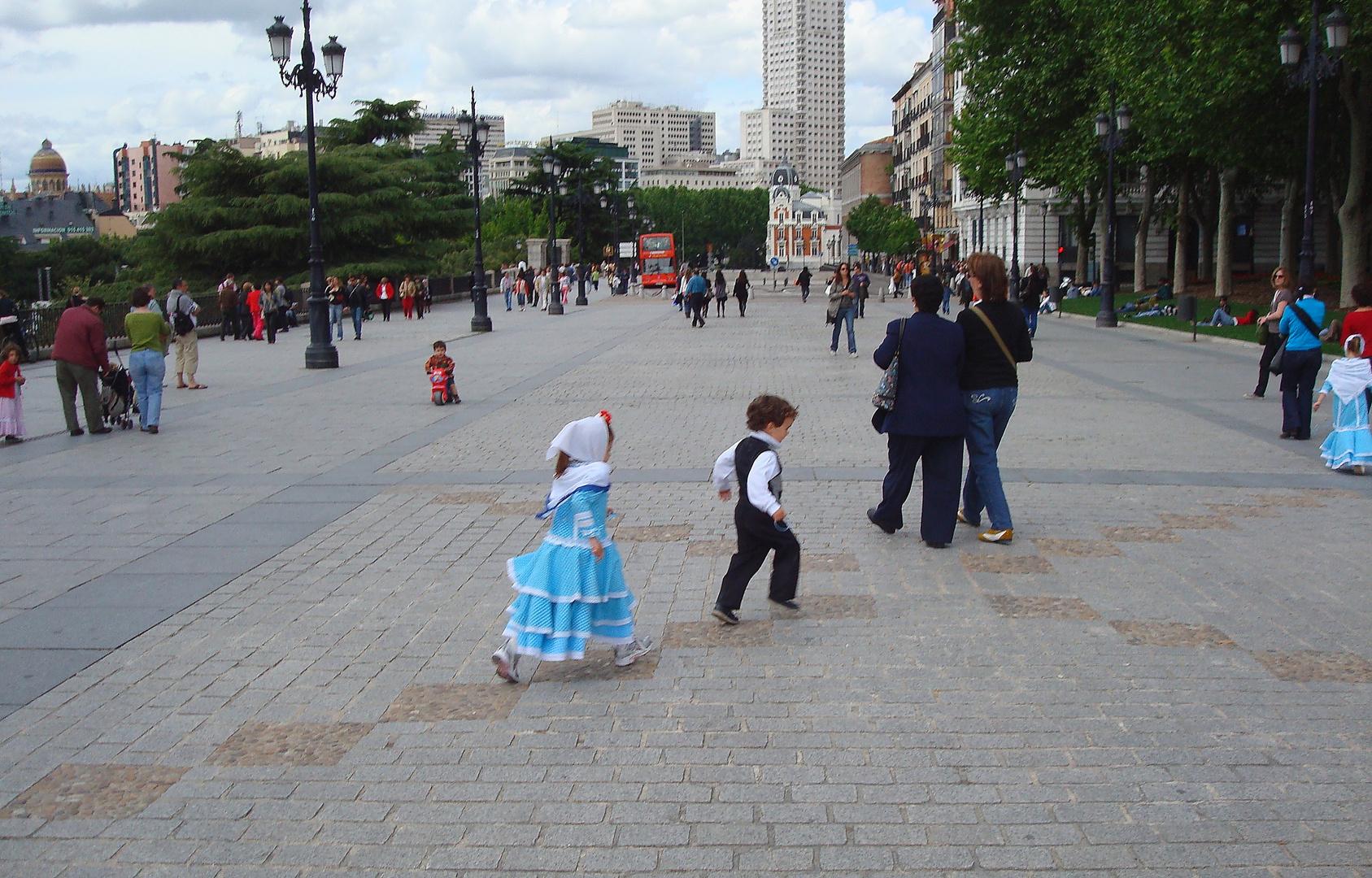 Chiquillos de Madrid