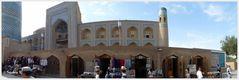 Chiva - Amin Khan-Medrese - Verkaufsstände