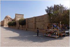 Chiva - Juma-Moschee - Freitags-Moschee