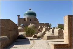 Chiva - Mausoleum Pakhlavan Mahmud