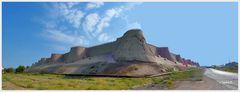Chiva - Stadtmauer - westliches Stadttor - Arta Darwase