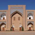 Chiwa Innenhof der Medrese Amin Khan