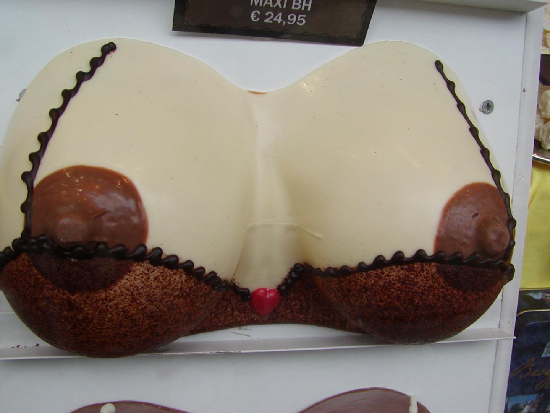 chocoboobs in Brügge