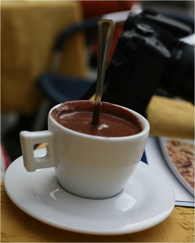 Chocolata veneziano da bevere qui