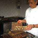 Chocolatier. Brüssel