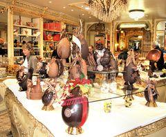 """Chocolatiers """"Maison Auer"""" in Nizza"""