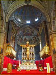 Choeur de la cathédrale Notre-Dame de l'Annonciation à Salo