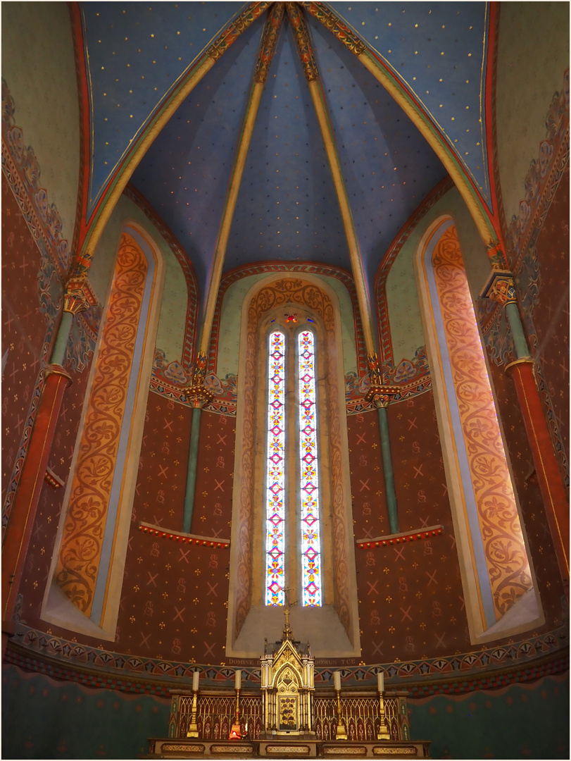 Choeur de l'Eglise Saint-André
