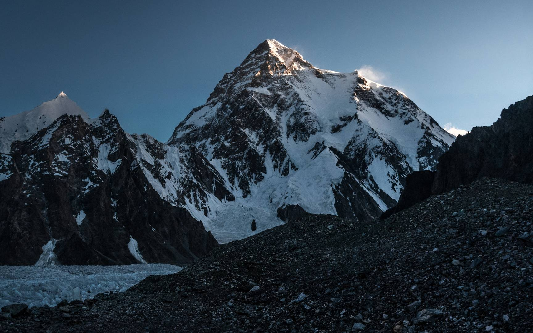 Chogori, Großer Berg, Keh Tuh oder einfach K2