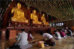 chogyesa tempel
