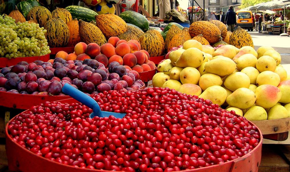 Choice Fruit in Erzurum :.: Erlesenes Obst in Erzurum