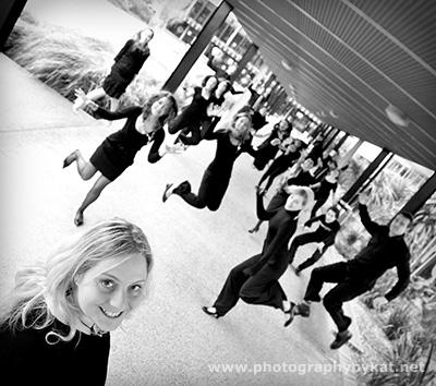 choir Photo Shoot
