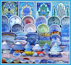 Choisissez votre souvenir en poterie !