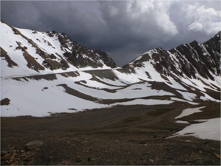 Chonashu Pass
