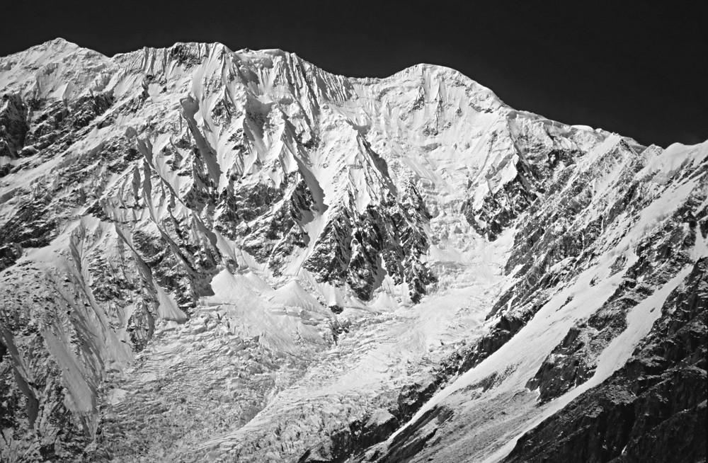 Chongra Peaks Himalaya