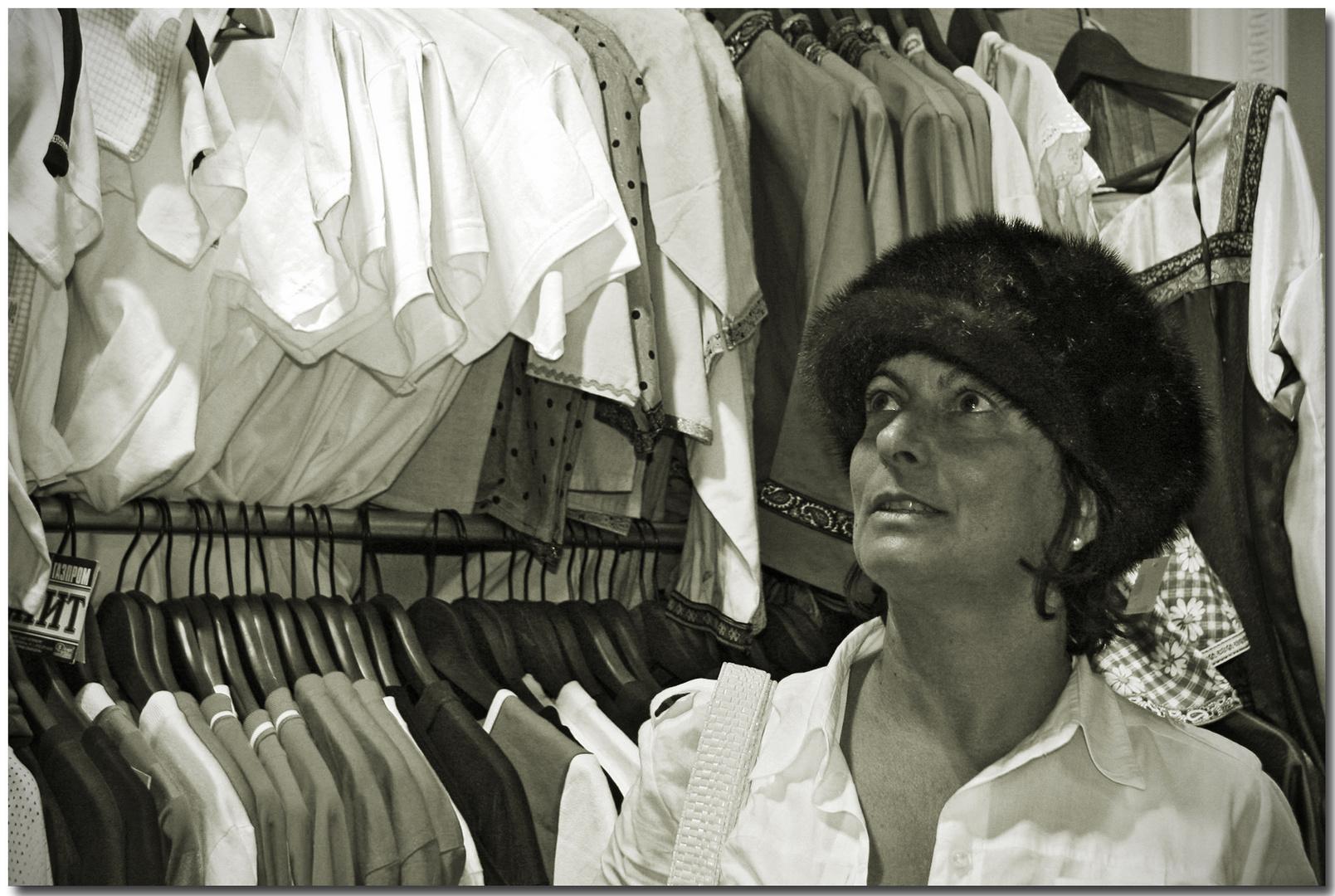 Choosing an appropriate hat