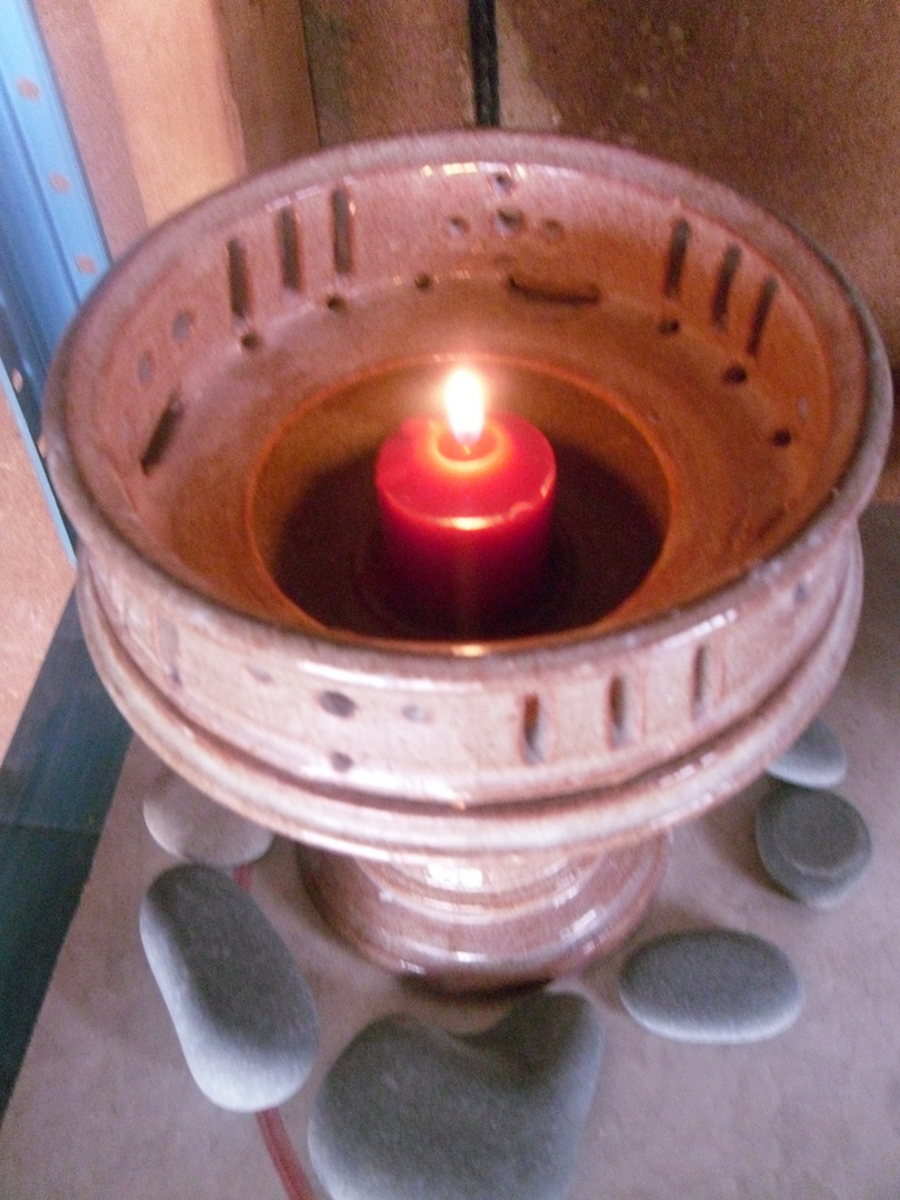 Choosing To Light A Candle than to Curse The Darkness