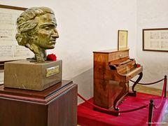 Chopins Klavier