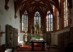 Chor der Ersheimer Kapelle
