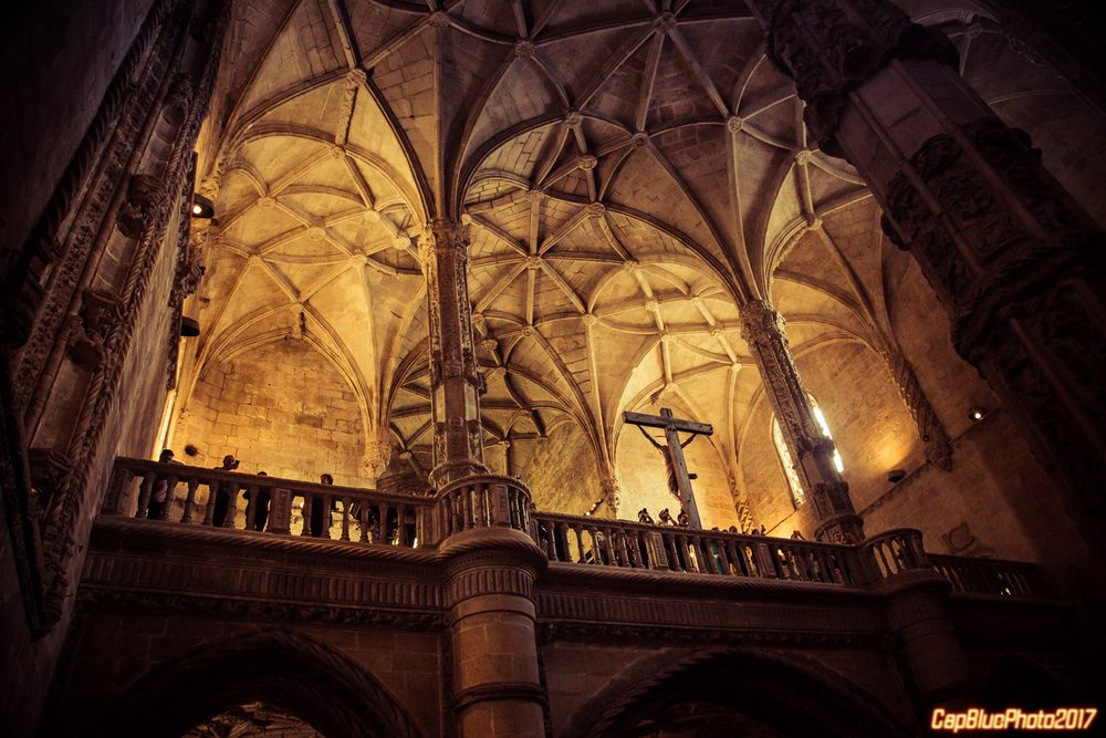 Chor des Mosteiro dos Jeronimos