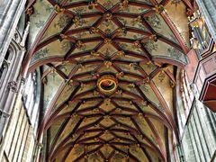 Chorgewölbe im Berner Münster