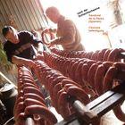 Chorizos Befestigung nach der Schlachtschweine