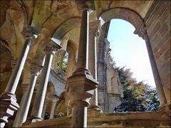 Chorruine Kloster Heisterbach 3
