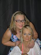 Chrissie und Janine