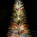Christbaum aus Murano-Glas
