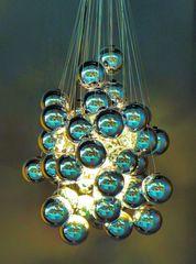 Christbaumkugel-Lampe