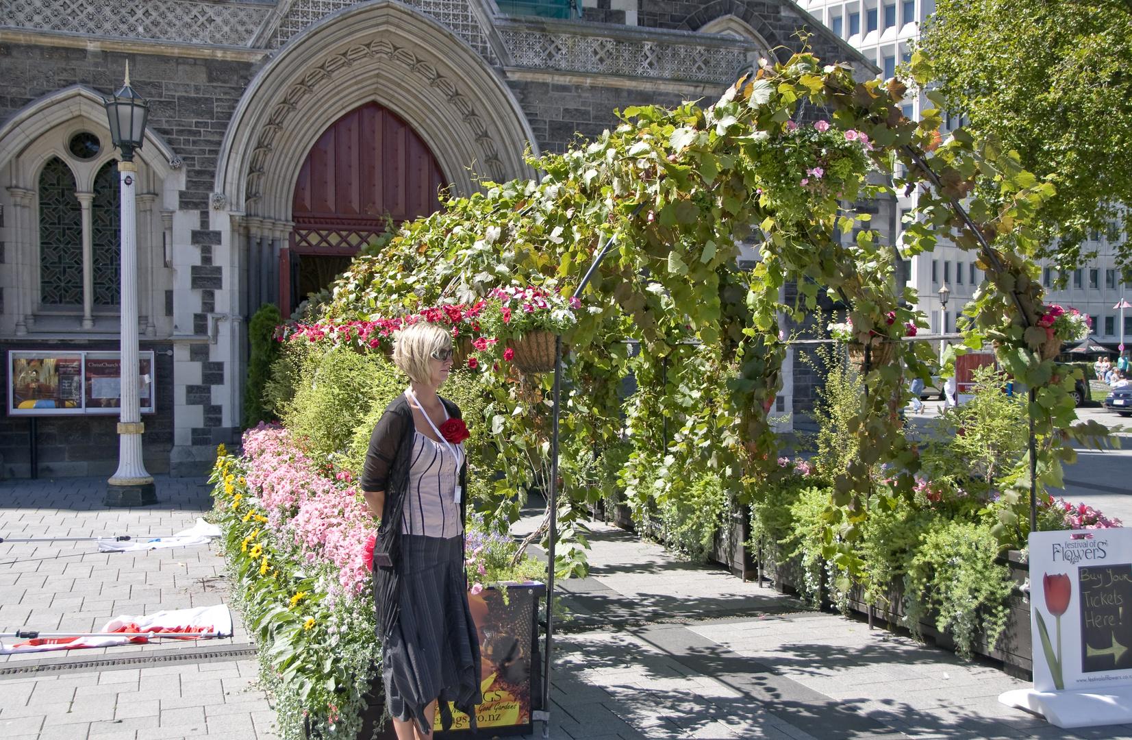 Christchurch ... zauberhaft (2)