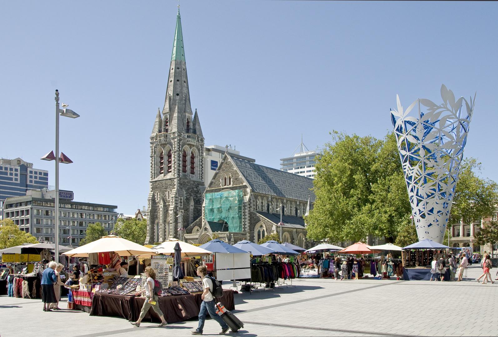 Christchurch ... zauberhaft