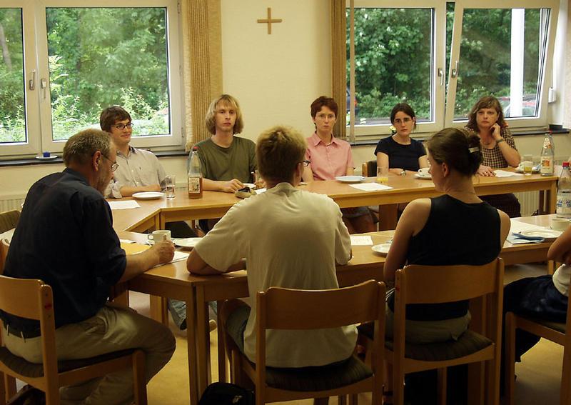 Christen an der Uni