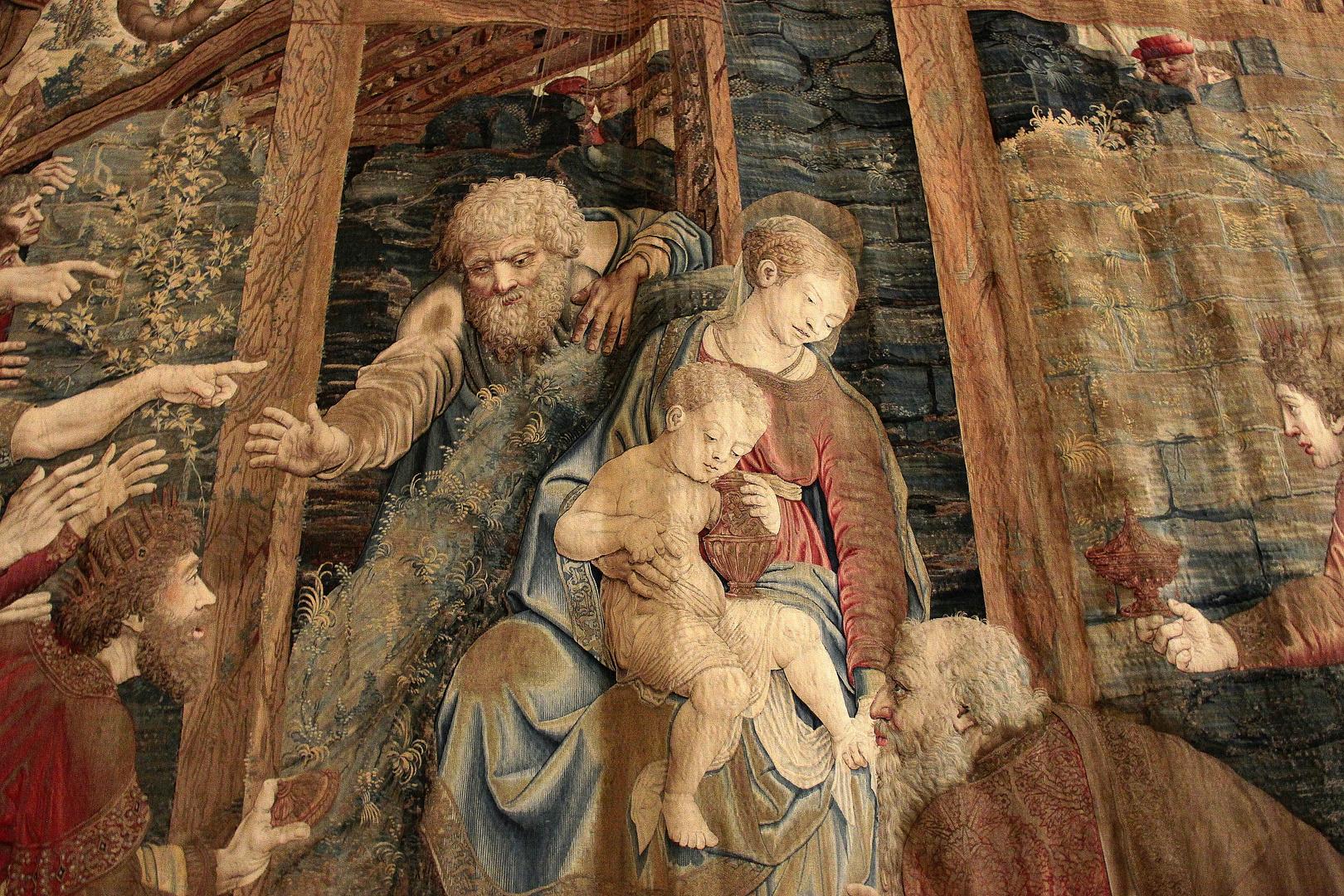 Christi Geburt (Wandteppich)