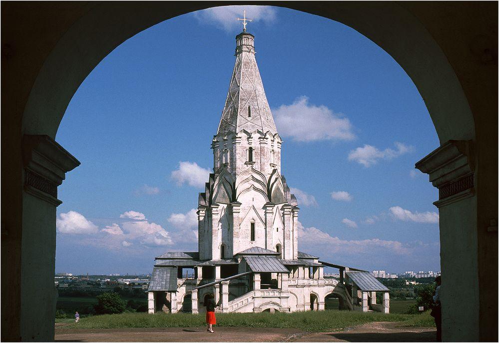 Christi-Himmelfahrts-Kirche in Kolomenskoje (Moskau)