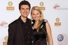 Christian Elsässer und Veronika Zunhammer