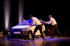 Christian von Richthofen, Leo Lazar & ein Auto