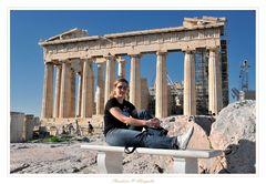 Christina @ Akropolis