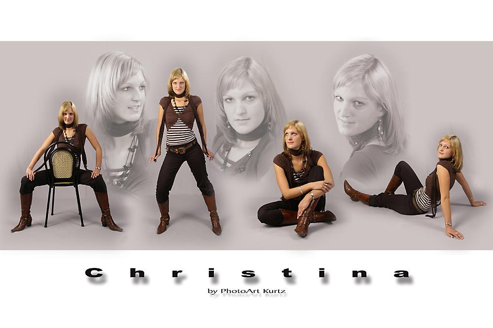 Christina - Collage 4