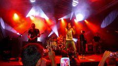 """"""" Christina Stürmer Austria Festival in Bad Urach * Engel fliegen einsam """""""