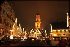 Christkindles-Markt in Biberach