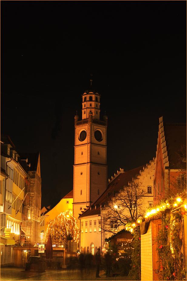 Christkindlesmarkt in Ravensburg