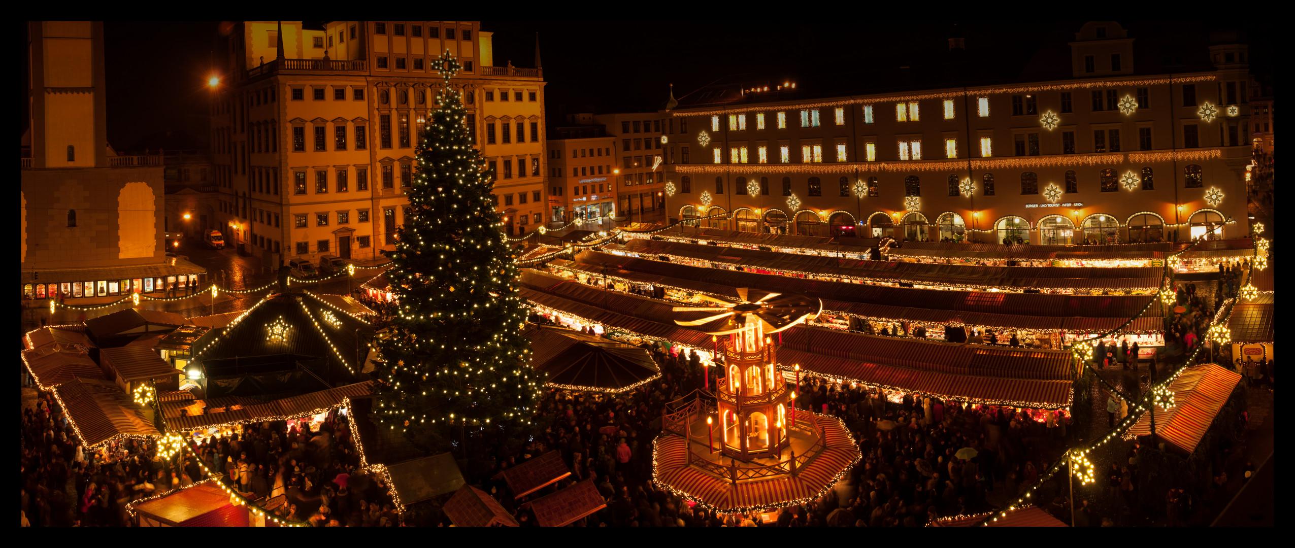 Christkindl's Markt Augsburg