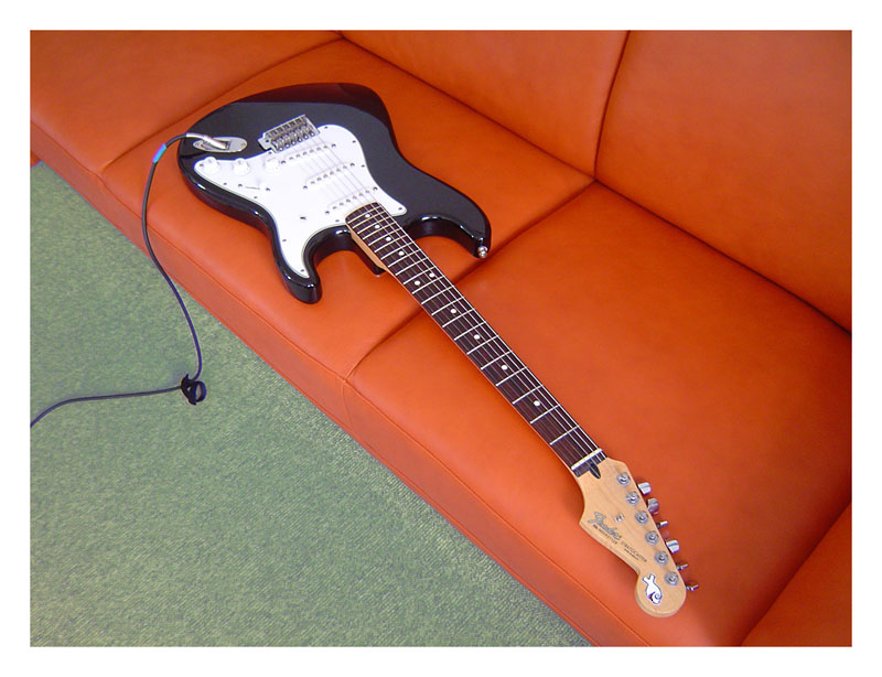 Christliche Gitarre