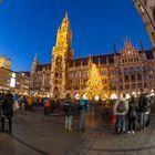 Christmas at City Hall Munich