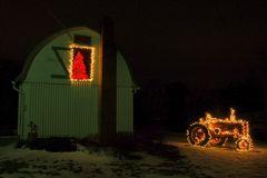 Christmas Down on the Farm